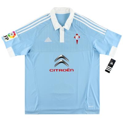 2015-16 Celta Vigo Home Shirt *BNIB*