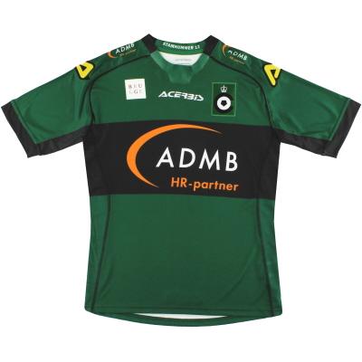 2015-16 Cercle Brugge Acerbis Home Shirt *BNIB*