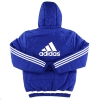 2015-16 Chelsea adidas Padded Jacket *w/tags* S