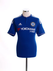 2015-16 Chelsea Home Shirt S