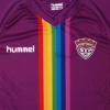 2015-16 Deportivo Guadalajara 'Rainbow' Home Shirt *BNIB*
