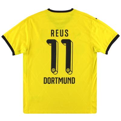 2015-16 Dortmund Puma Home Shirt Reus #11 L