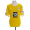 2015-16 FC 08 Homburg Match Issue Goalkeeper Shirt Buchholz #1 L
