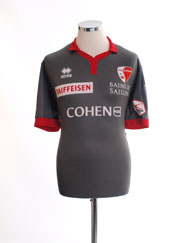 2015-16 FC Sion Third Shirt XL