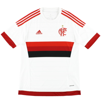 2015-16 Flamengo adidas Away Shirt *Mint* M