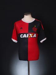 2015-16 Flamengo Third Shirt M