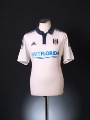 2015-16 Fulham Home Shirt *BNIB*