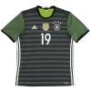 2015-16 Germany Away Shirt Gotze #19 L