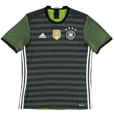 2015-16 Germany adidas Away Shirt XXL