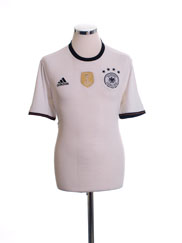 2015-16 Germany Home Shirt M