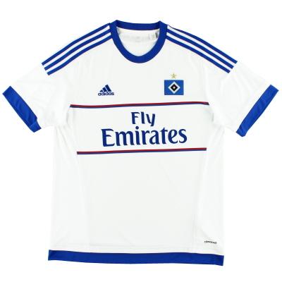 2015-16 Hamburg Home Shirt *Mint* L