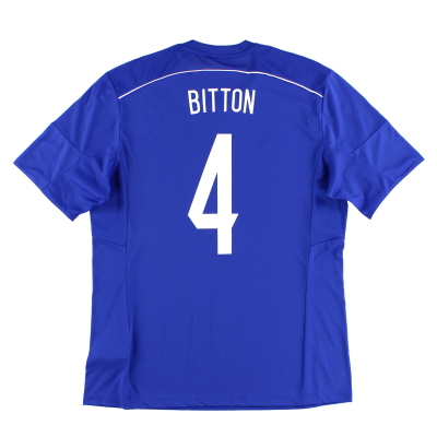 2015-16 Israel Home Shirt Bitton #4 *w/tags*