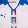 2015-16 Italy Player Issue Away Shirt L/S (ACTV Fit) *BNIB*