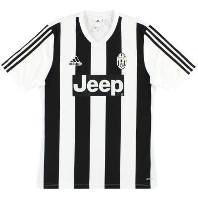 2015-16 Juventus adidas Basic Home Shirt *Mint* M