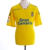 2015-16 Las Palmas Home Shirt Roque #15 L