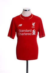 2015-16 Liverpool Home Shirt XL