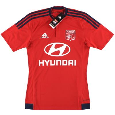 2015-16 Lyon adidas Away Shirt *BNIB*