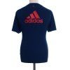 2015-16 Manchester United adidas Training Shirt L