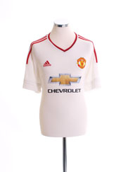 2015-16 Manchester United Away Shirt S