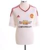 2015-16 Manchester United Away Shirt Mata #8 L