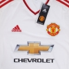 2015-16 Manchester United Away Shirt *w/tags* M