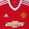 2015-16 Manchester United Home Shirt S