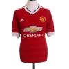 2015-16 Manchester United Home Shirt Memphis #7 XL