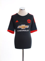 2015-16 Manchester United Third Shirt L
