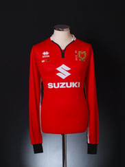 Milton Keynes Dons  Away shirt (Original)