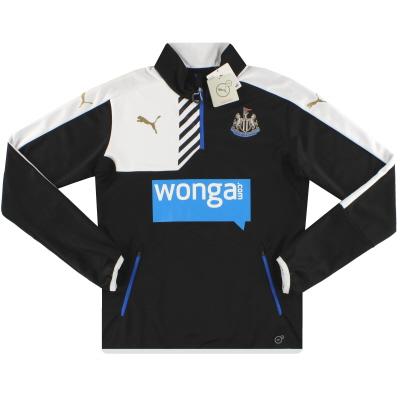 2015-16 Newcastle Puma 1/4 Zip Training Top *BNIB* M