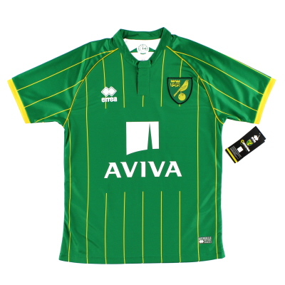 2015-16 Norwich City Away Shirt *BNIB*