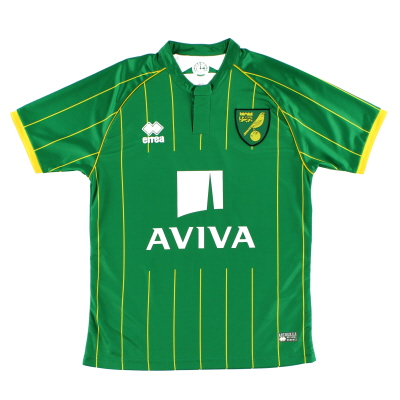 2015-16 Norwich City Away Shirt XXXL