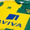 2015-16 Norwich City Home Shirt *BNIB* L/S