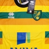 2015-16 Norwich City Third Shirt *BNIB* L/S