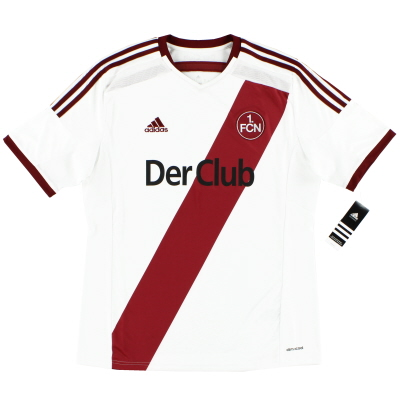 2015-16 Nurnberg Away Shirt *BNIB* XS.Boys