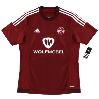 2015-16 Nurnberg Home Shirt *BNIB*