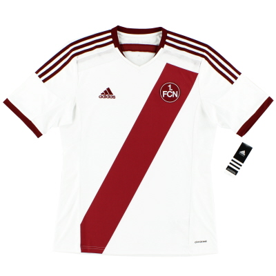 2015-16 Nurnberg adidas Player Issue Away Shirt *BNIB*