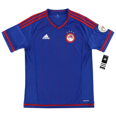 Retro Olympiacos Shirt