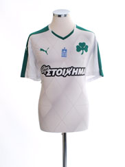 2015-16 Panathinaikos Away Shirt *Mint* XL