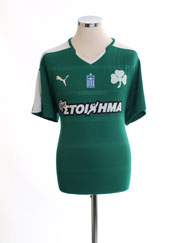 2015-16 Panathinaikos Home Shirt *Mint* XL