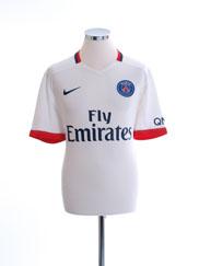 2015-16 Paris Saint-Germain Away Shirt