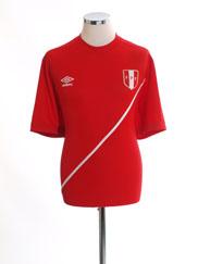 2015-16 Peru Away Shirt XL