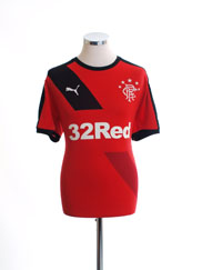 2015-16 Rangers Away Shirt L