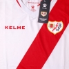 2015-16 Rayo Vallecano Home Shirt *BNIB*