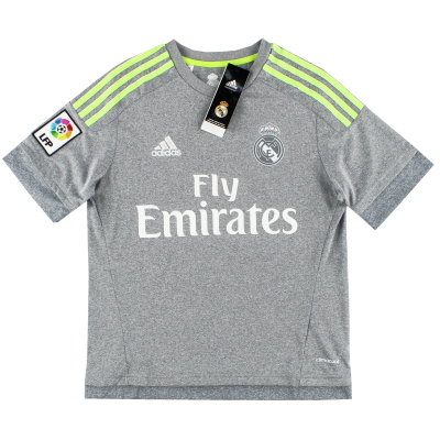 2015-16 Real Madrid Away Shirt *BNIB* L.Boys