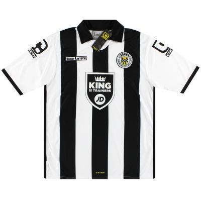 2015-16 St Mirren Home Shirt *w/tags* S
