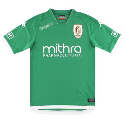 2015-16 Standard Liege Kappa Goalkeeper Shirt  *As New* S