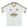 2015-16 Swansea City Home Shirt Kingsley #35 M
