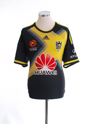 2015-16 Wellington Phoenix Away Shirt L