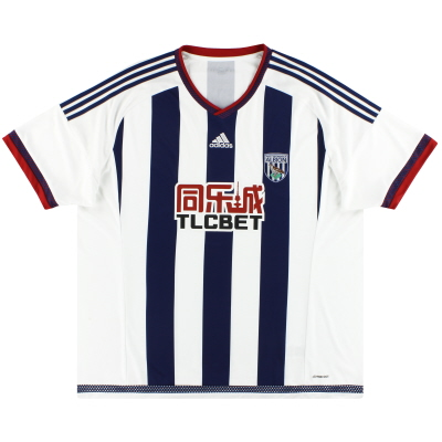 2015-16 West Brom adidas Home Shirt XXXL